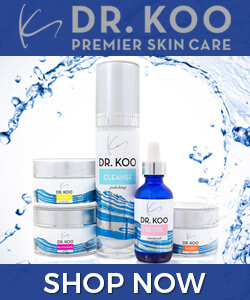 Dr. Koo Skin Care Website Link