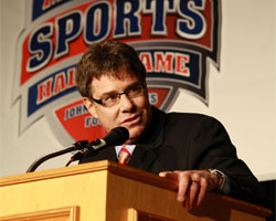 Missouri Sports Hall of Fame Inductee, Dr. Rick Lehman